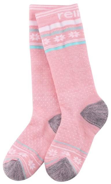 Носки Reima 2020-21 Skiday Bubblegum Pink (Children Eu:38)