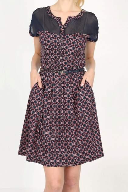 Повседневное платье женское DELFIN GD30300097 синее 52