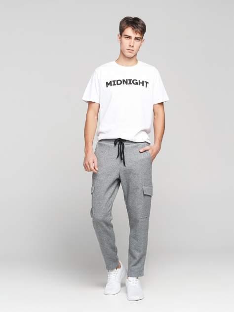 Спортивные брюки мужские ТВОЕ 63022 серые 2XL