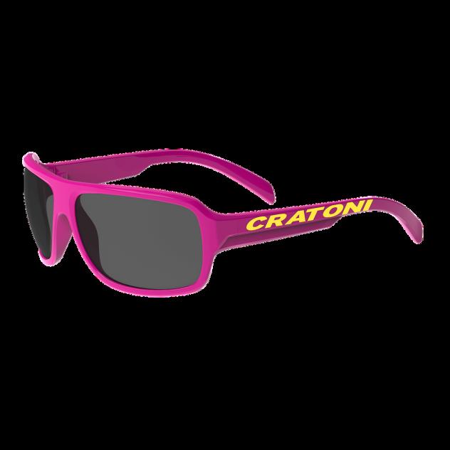 Детские очки Cratoni C-ICE JR pink glossy