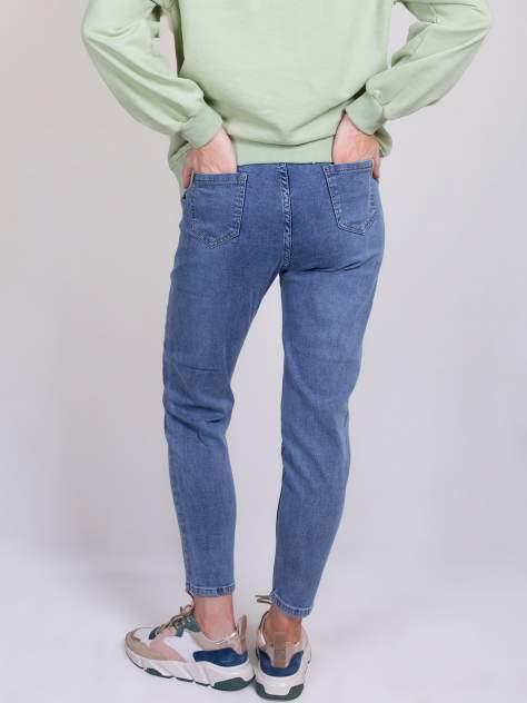Джинсы женские Fashion JNSFH-B синие XL