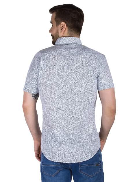 Рубашка мужская Dairos GD81100347 синяя M