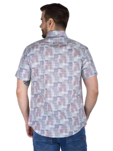 Рубашка мужская Dairos GD81100343 бежевая 2XL