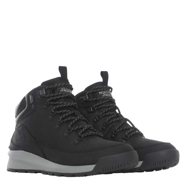 Ботинки The North Face Back To Berkeley Mid Wp Tnf Black/Griffing 11,5 US