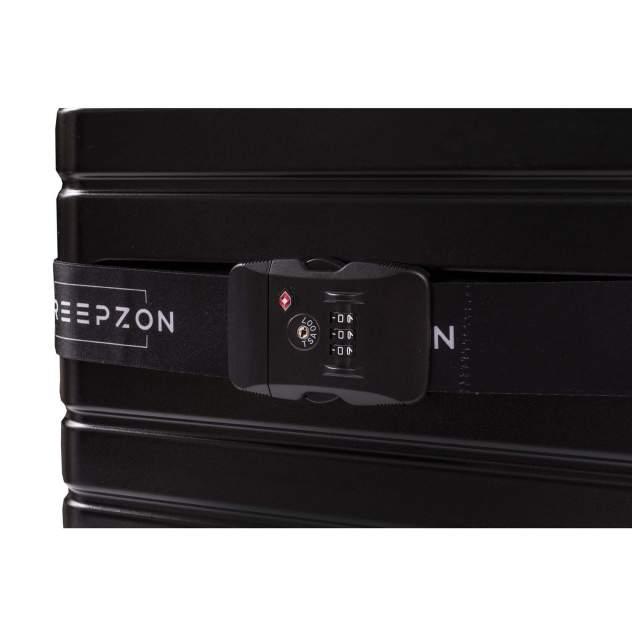 Багажный ремень Treepzon BTSA1 черный