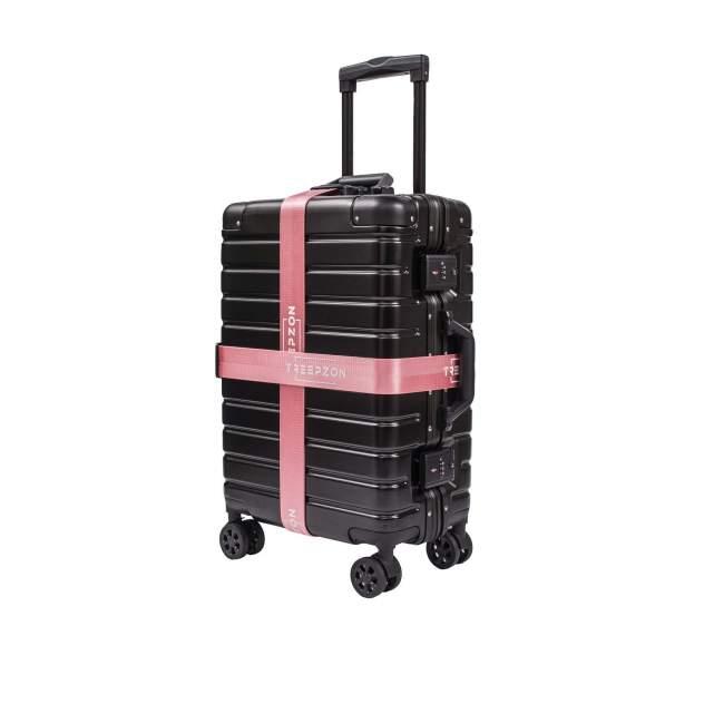 Багажный ремень Treepzon BTSAW1 розовый