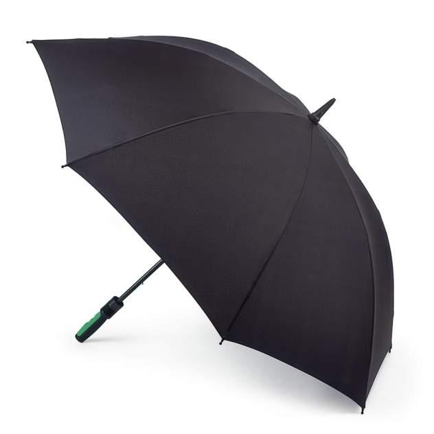 Зонт гольфер мужской механический Fulton S837-01 черный