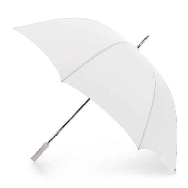 Зонт гольфер мужской механический Fulton S664-02 белый