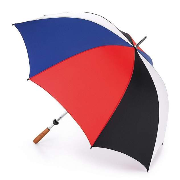 Зонт гольфер мужской механический Fulton S652-1780 разноцветный