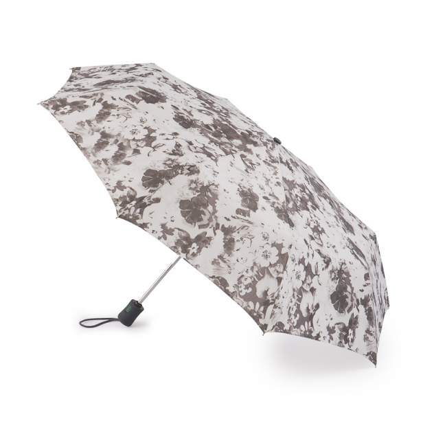 Зонт складной женский автоматический Fulton R346-3358 серый