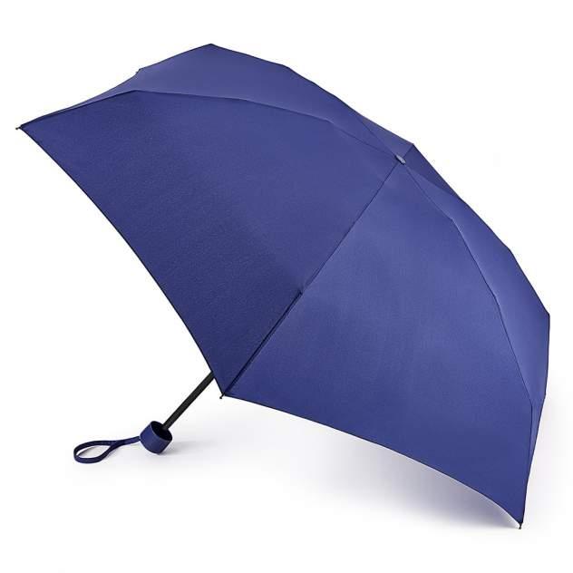 Зонт складной женский механический Fulton L793-033 синий