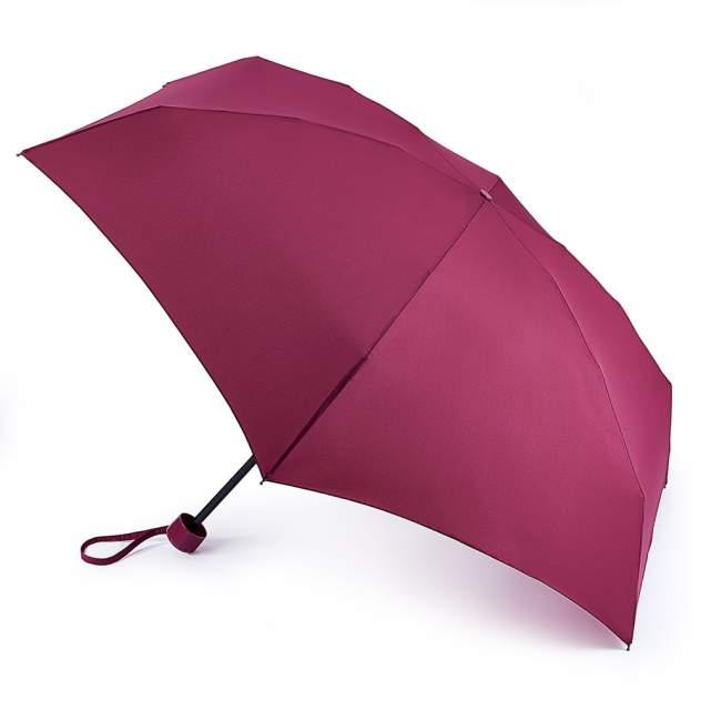 Зонт складной женский механический Fulton L793-025 красный