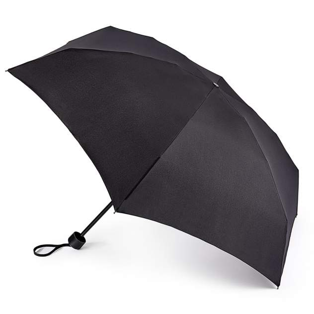 Зонт складной женский механический Fulton L793-01 черный