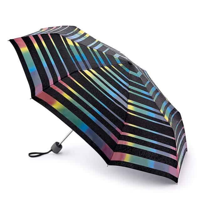 Зонт складной женский механический Fulton L779-3543 разноцветный