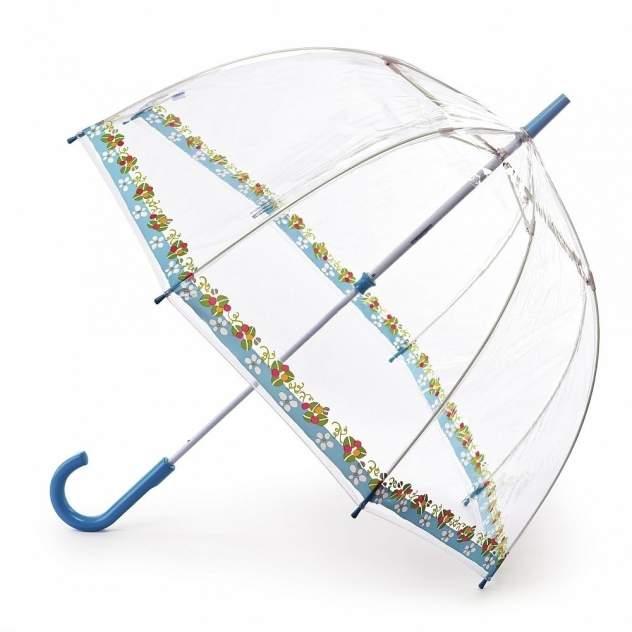 Зонт-трость женский механический Fulton L775-2672 разноцветный