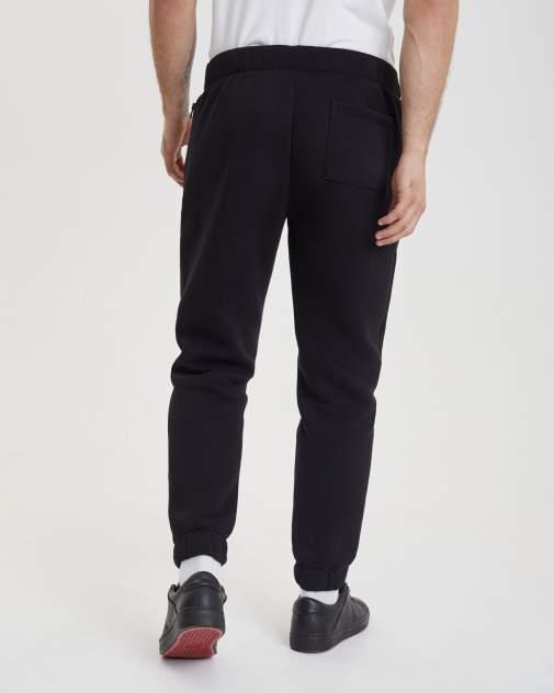 Спортивные брюки мужской BARMARISKA БМН-Б400 черные 40-42