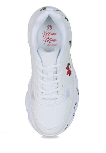 Кроссовки женские Minnie Mouse XB20S-23 белые 39 RU