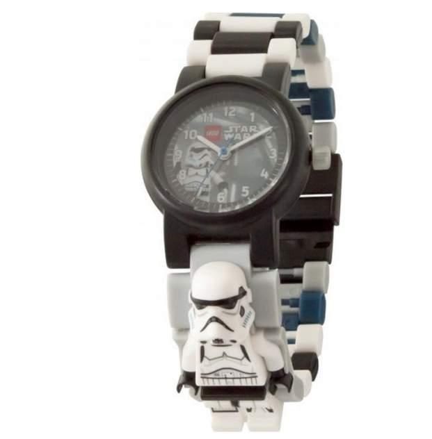 Детские наручные часы LEGO аналоговые Star Wars. Stormtrooper, 8021025