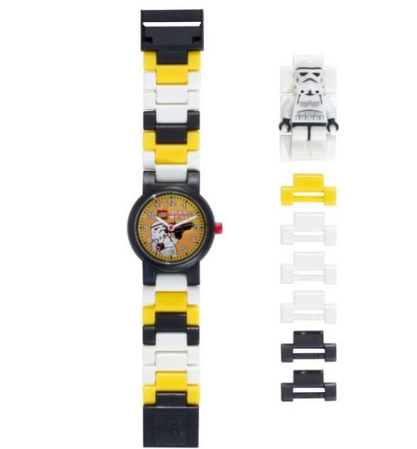 Детские Наручные Часы Lego Аналоговые Star Wars. Stormtrooper, 8020424
