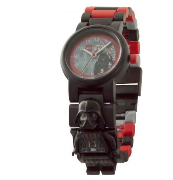 Детские наручные часы LEGO аналоговые Star Wars. Darth Vader, 8021018