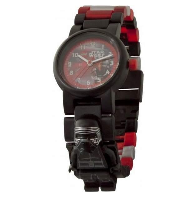 Детские наручные часы LEGO аналоговые Star Wars Episode 7. Kylo Ren, 8020998