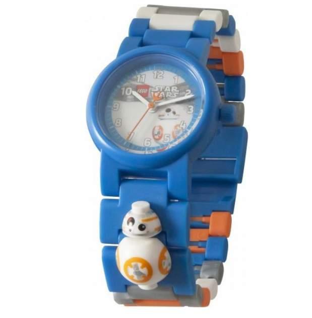 Детские наручные часы LEGO аналоговые Star Wars Episode 7. BB-8, 8020929