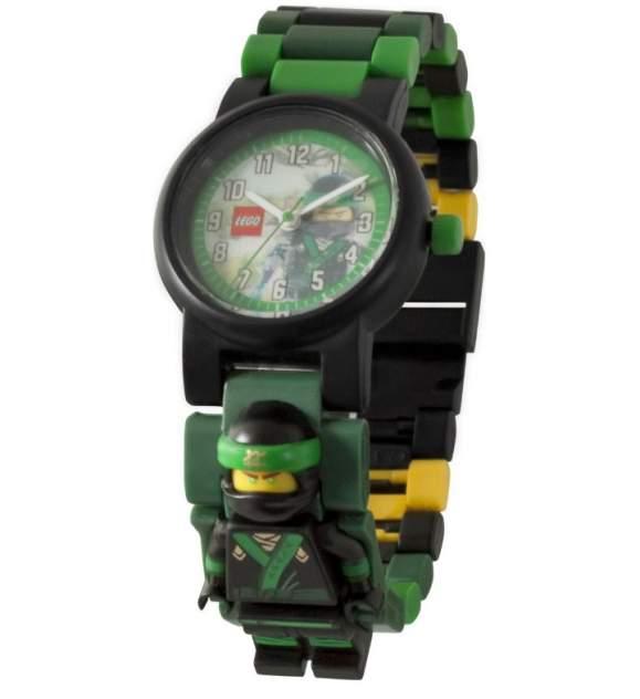 Детские наручные часы LEGO аналоговые Ninjago Movie. Lloyd, 8021100