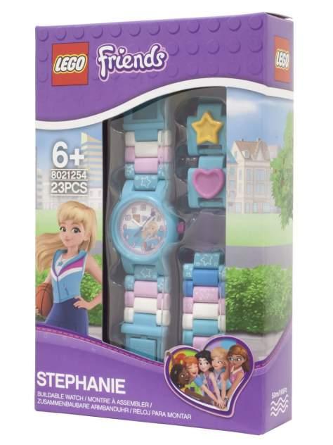 Детские наручные часы LEGO аналоговые Friends. Stephanie, 8021254