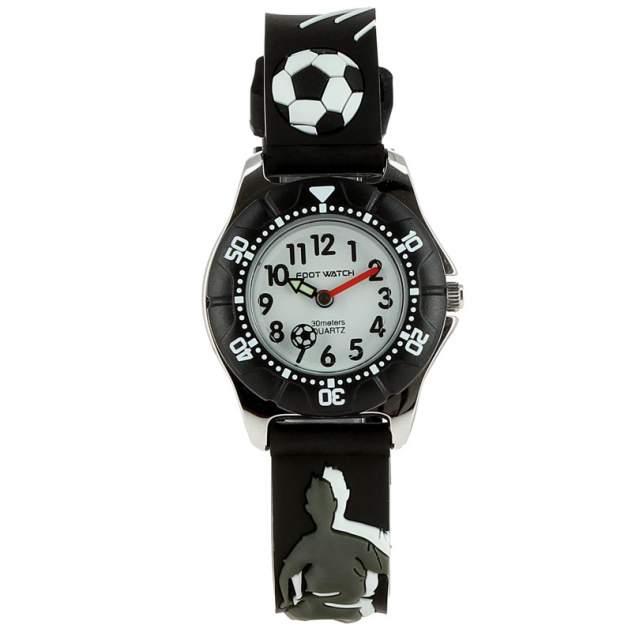 Детские наручные часы Baby Watch Zip Foot Black Junior, 605675