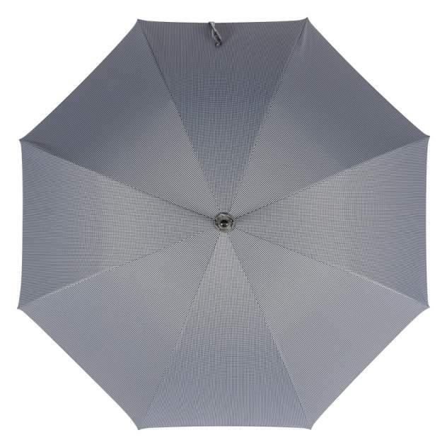 Зонт-трость мужской механический Pasotti Chestnut Pepita серый