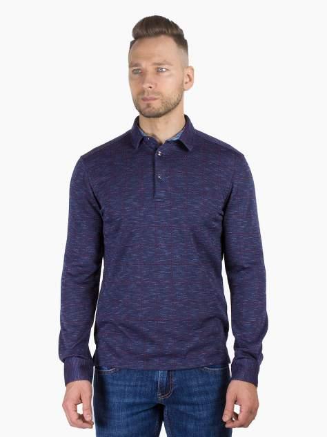 Рубашка мужская Dairos GD81100390 синяя L