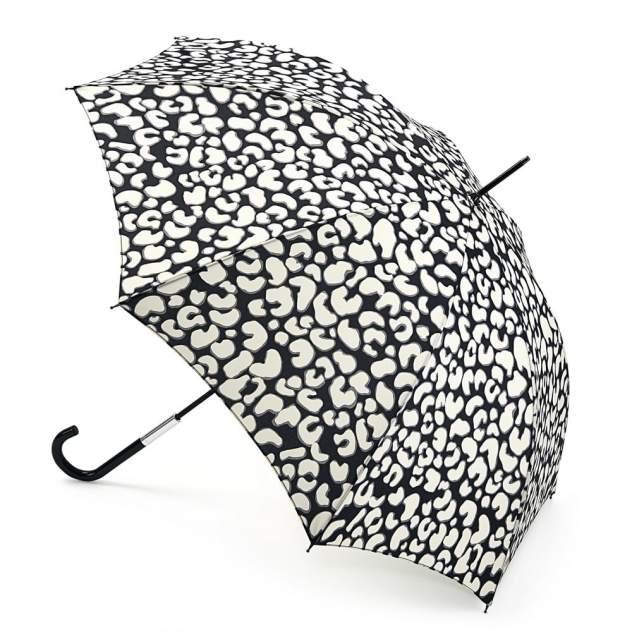 Зонт-трость женский механический Fulton L720-2680 черный