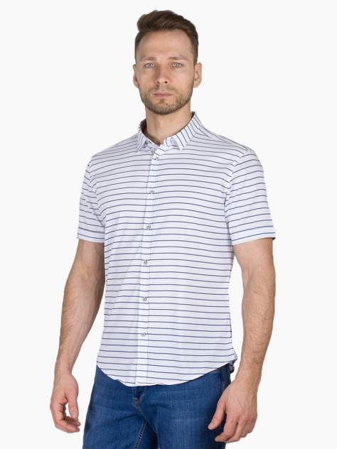 Рубашка мужская Dairos GD81100354 белая XL