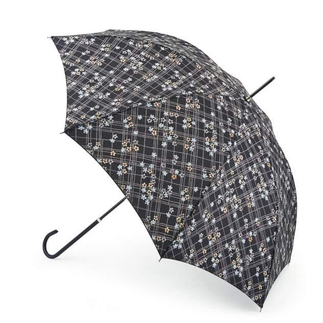 Зонт-трость женский механический Fulton L600-2633 черный