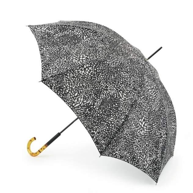Зонт-трость женский механический Fulton L600-2632 черный