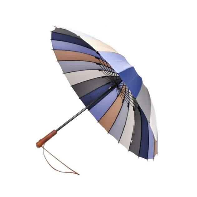 Зонт-трость женский механический Три Слона 2400-0097-03 разноцветный
