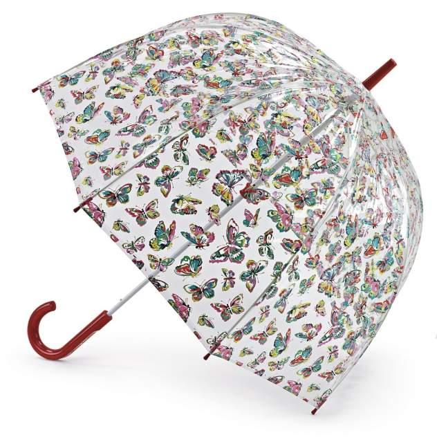 Зонт-трость женский механический Fulton L546-2544 разноцветный