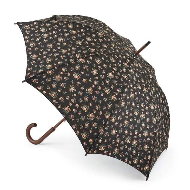 Зонт-трость женский механический Fulton L541-2652 черный