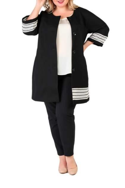 Жакет женский SILVER-STRING 2906226-02 черный 60
