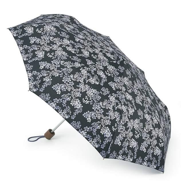 Зонт складной женский механический Fulton L354-2830 черный