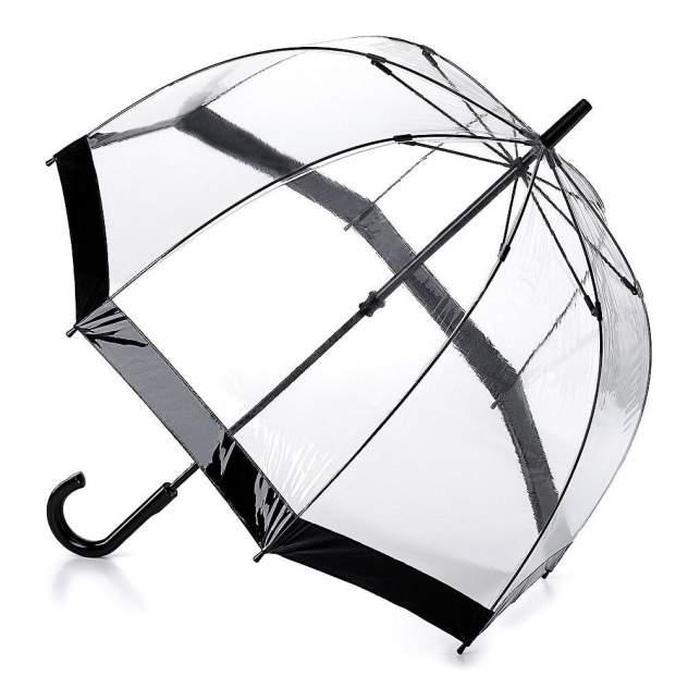 Зонт-трость женский механический Fulton L041-01 черный