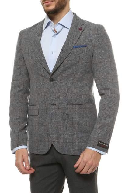 Пиджак мужской BARKLAND ТРИНГЕН- серый 54-170