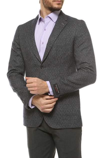 Пиджак мужской BARKLAND ЛАНСИ- серый 48-170