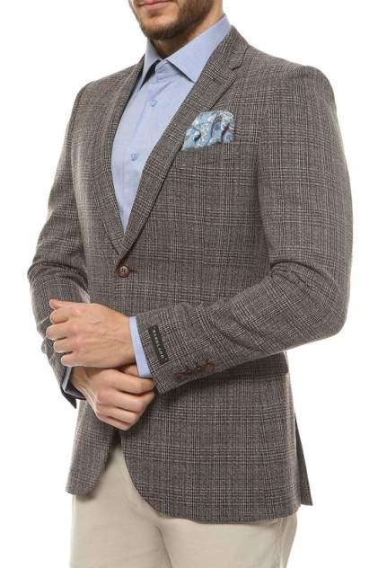 Пиджак мужской BARKLAND ВЕГГИС- коричневый 46-170