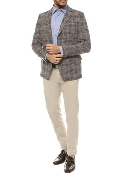Пиджак мужской BARKLAND БИРР- коричневый 46-170