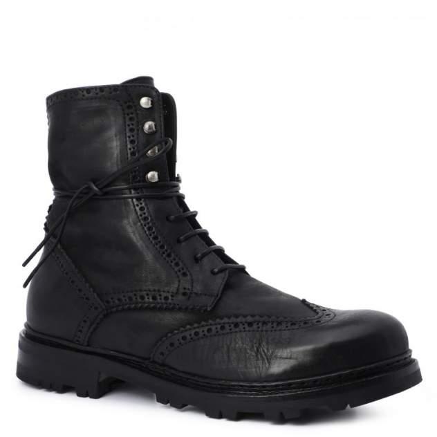 Мужские ботинки Ernesto Dolani 2804_2, черный