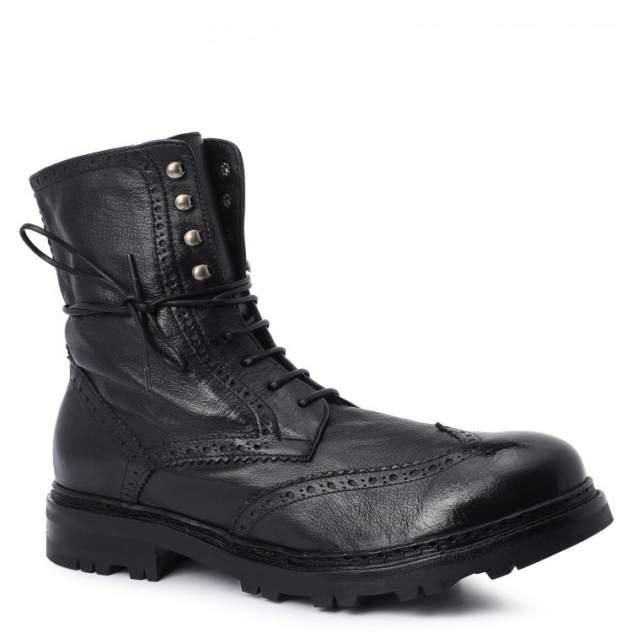Мужские ботинки Ernesto Dolani 2804_1, черный