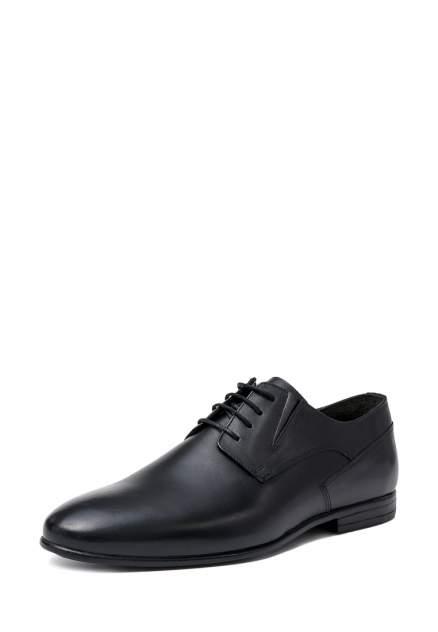 Туфли мужские Pierre Cardin 110599, черный