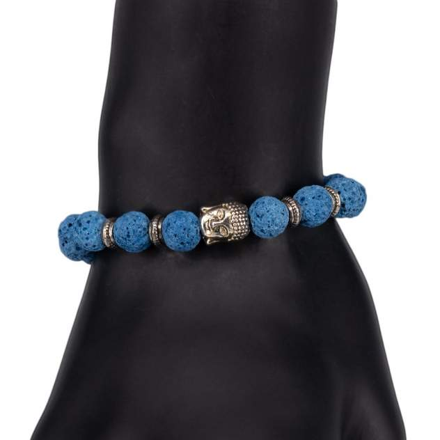 Браслет бижутерный 53106 синий