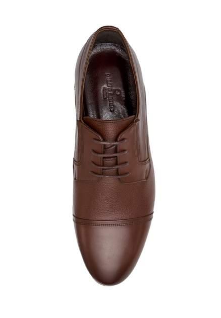 Туфли мужские Pierre Cardin TR-RA-K22 коричневые 40 RU